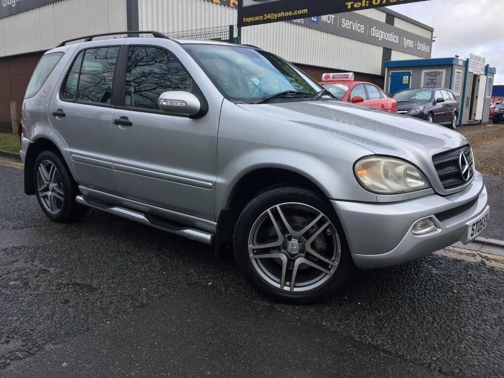 mercedes ml 270 cdi 05 plate 20 inch amg alloys in hull east yorkshire gumtree. Black Bedroom Furniture Sets. Home Design Ideas