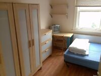 Double room for 1 person in a flat to share