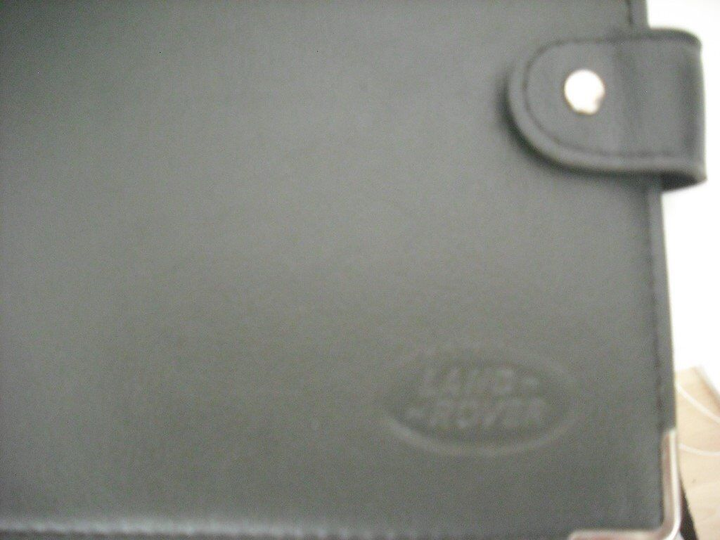landrover discovery owners hand books