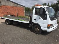 Recovery truck for sale