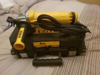Dewalt 115mm Mini Angle Grinder 240v brand new in case