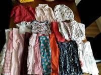 Large Bundle girls clothes age 12-18 months