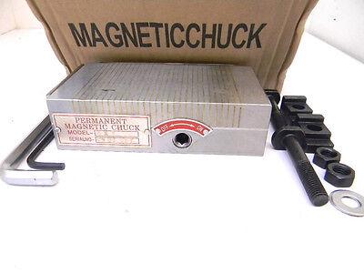 New Meda 4 X 7 Rectangular Permanent Magnetic Chuck 1835470 China