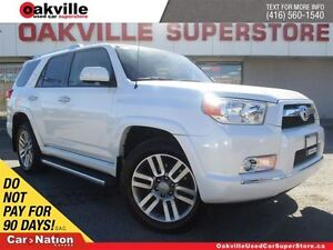 2013 Toyota 4Runner LIMITED | LEATHER | NAVI | REAR VIEW CAMERA