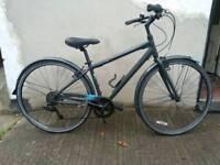 Ladies Jamis hybrid bike Bristol Upcycles