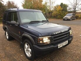 LAND ROVER DISCOVERY 2.5 TD5 COMMERCIAL