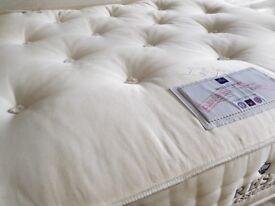 NEW 5ft Kingsize Rest Assured Pocket sprung mattress approx RRP £899