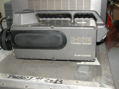 Mitsubishi Ir-h512c Thermal Imaging Infrared Flir Camera