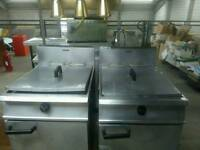 Falcon gas fryers 2 available