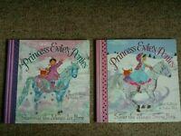 2 Pincess Evies Ponies books