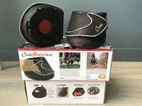 Horse Cavallo Sport Boots - Pair - Size 3, Slim, black