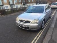 BARGAIN RUNABOUT VAUXHALL SIGNUM 2.0T PETROL MANUAL 5DR HATCH 2004(04)