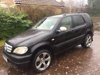 Wanted Mercedes Benz ml any year or condition top cash prices paid left or right hand drive