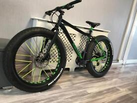 "Voodoo wazoo 20"" fat bike"