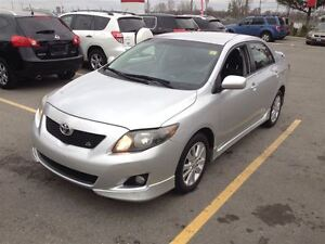 2009 Toyota Corolla S, Sport Looking, Loaded; Roof, Pw, Pl and M London Ontario image 9