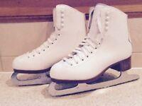 Ice Skates Leather Glacier 520
