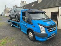 Recovery breakdown 24/7 service vehicle transport scrap cars wanted
