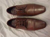 Men Borelli shoes 40 eur or 7 UK size