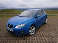 SEAT IBIZA SPORT BLUE 1.4L ***REDUCED FOR QUICK SALE***