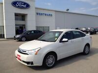 2010 Ford Focus SE WITH PREMIUM CARE WARRANTY 6 MONTHS / 10,000K