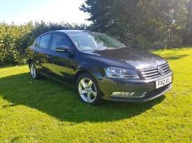 VOLKSWAGEN PASSAT 1.6 TDI BLUMOTION 5dr 3 OWNERS FROM NEW, 2 KEYS