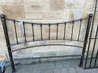 Metal Bed Frame Standard Double