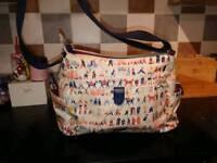 Limited Edition London Radley Changing Bag