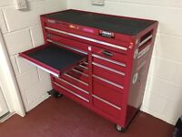 Sealey Rollcab 13 drawer with Ball Bearing HD runners