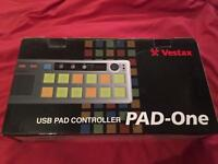 Vestax Pad One Controller *Brand New*