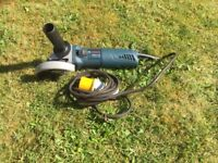Bosch gws 9-115 angle grinder