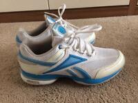 Reebok ladies trainers size 4