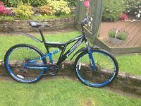 Dunlop mountain bike super cond £60