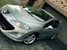 2011 Peugeot 308 Auto LONG REGO LOGBOOK corolla jazz yaris 207 a3 Meadowbank Ryde Area Preview