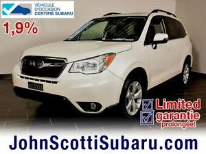 2014 Subaru Forester Limited Package