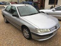 used peugeot 406 saloon cars for sale - gumtree