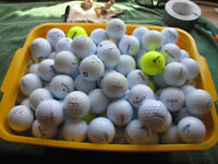 140 High Grade used golf ball.