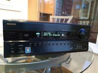 Onkyo TX-NR708 Home Theatre Amp - Boxed remote, all accessories and manuals