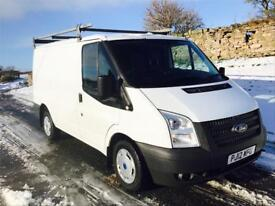 2012/12 Ford Transit 100 T280 - NO VAT - £37 A WEEK - LOW MILES
