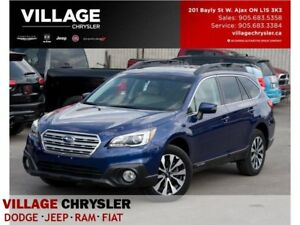 2015 Subaru Outback 3.6R W/LIMITED|Nav|Sunroof|Leather|HK Sound