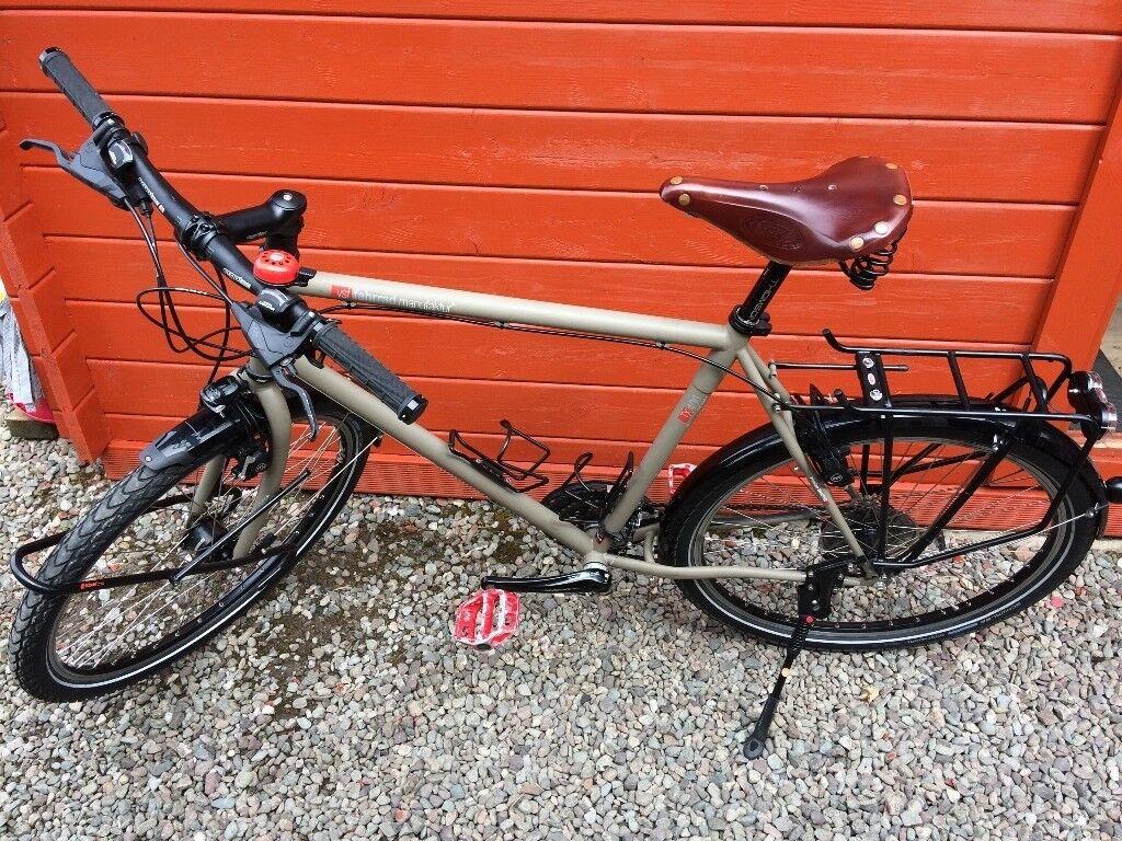 vsf fahrradmanufaktur tx 400 2015 touring bike large 57cm in dunblane stirling gumtree
