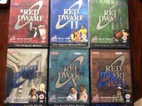 DVD - Red Dwarf - Series 1 - 6