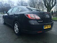2008(58)MAZDA6 1.8 -5DOOR, 93000 LOW MILES/FULL VOSA HISTORY,2OWNERS,2KEYS,MOT MARCH.2018,HPI CLEAR
