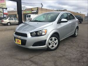 2014 Chevrolet Sonic LT Auto HEATED FRONT SEATS