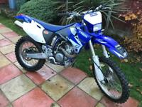 Wr250f ( open to offers )
