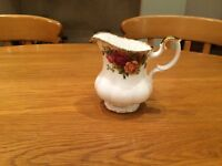 Royal Albert china milk jug