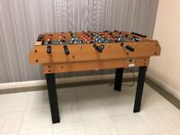 Multi game football table