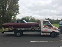 Vehicle Breakdown Recovery and Transport Roadside Service Covering All of London