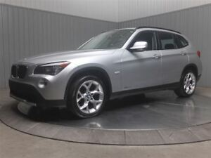 2012 BMW X1 DRIVE SPORT PACK MAGS CUIR