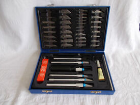 Crafting Tools Knife Set in Case
