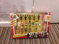 Lego 20 men